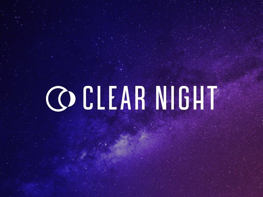 Clear Night