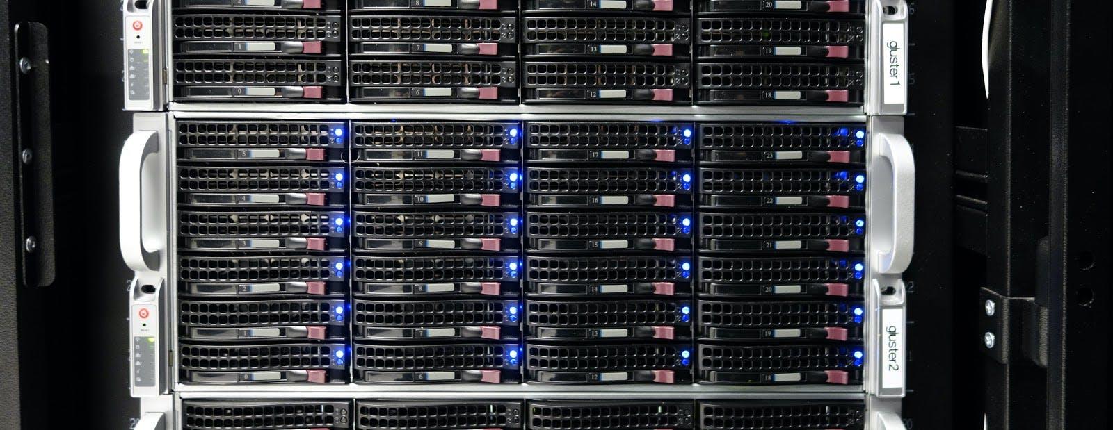 FTP server.