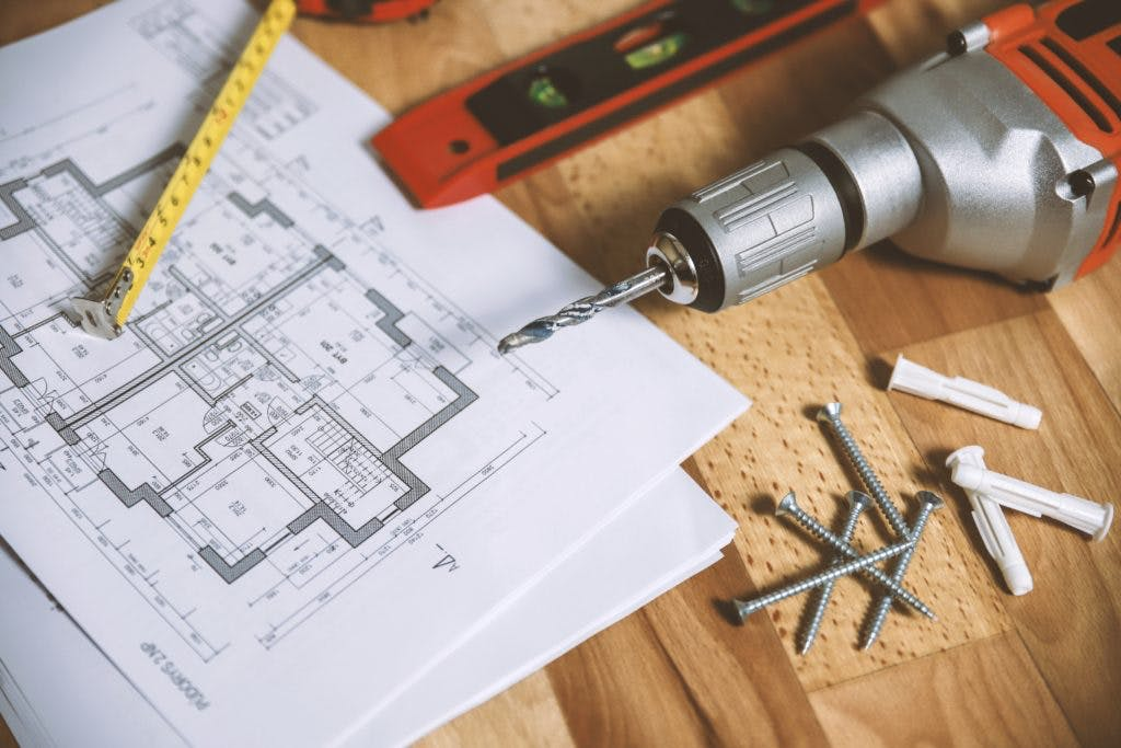 FTP service for construction and engineering industry can send and store blueprints.