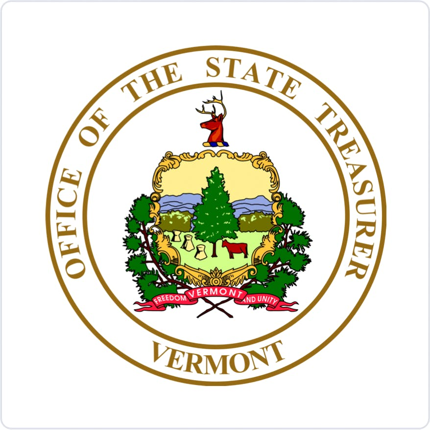 The Office of the Vermont State Treasurer