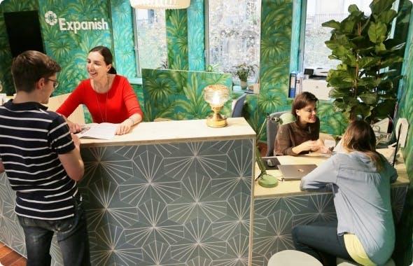 learn spanish barcelona