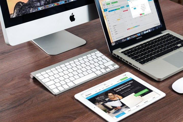 Website hosting and management