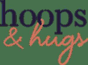 Hoops & Hugs logo