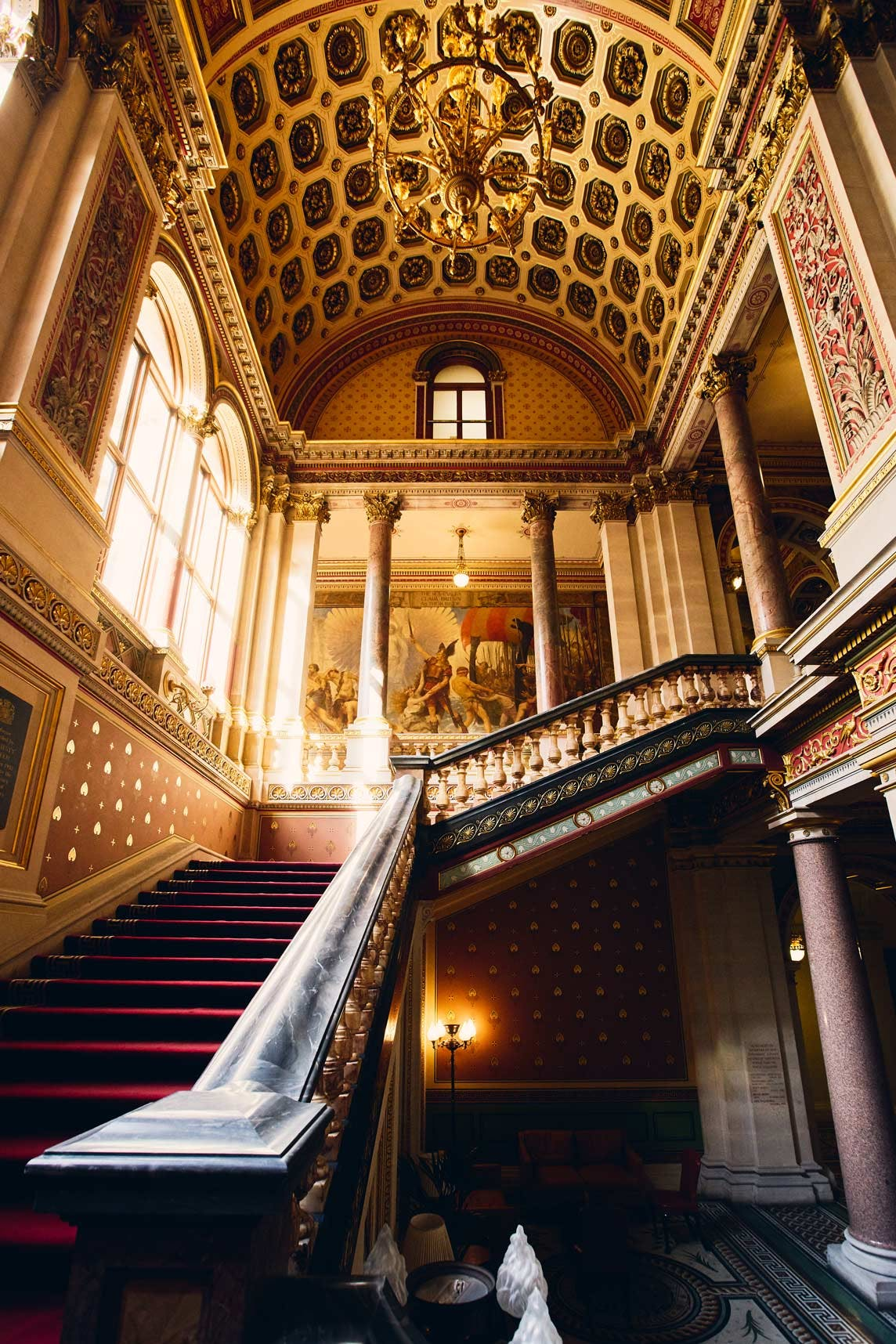 Foreign & Commonwealth Office Staircase