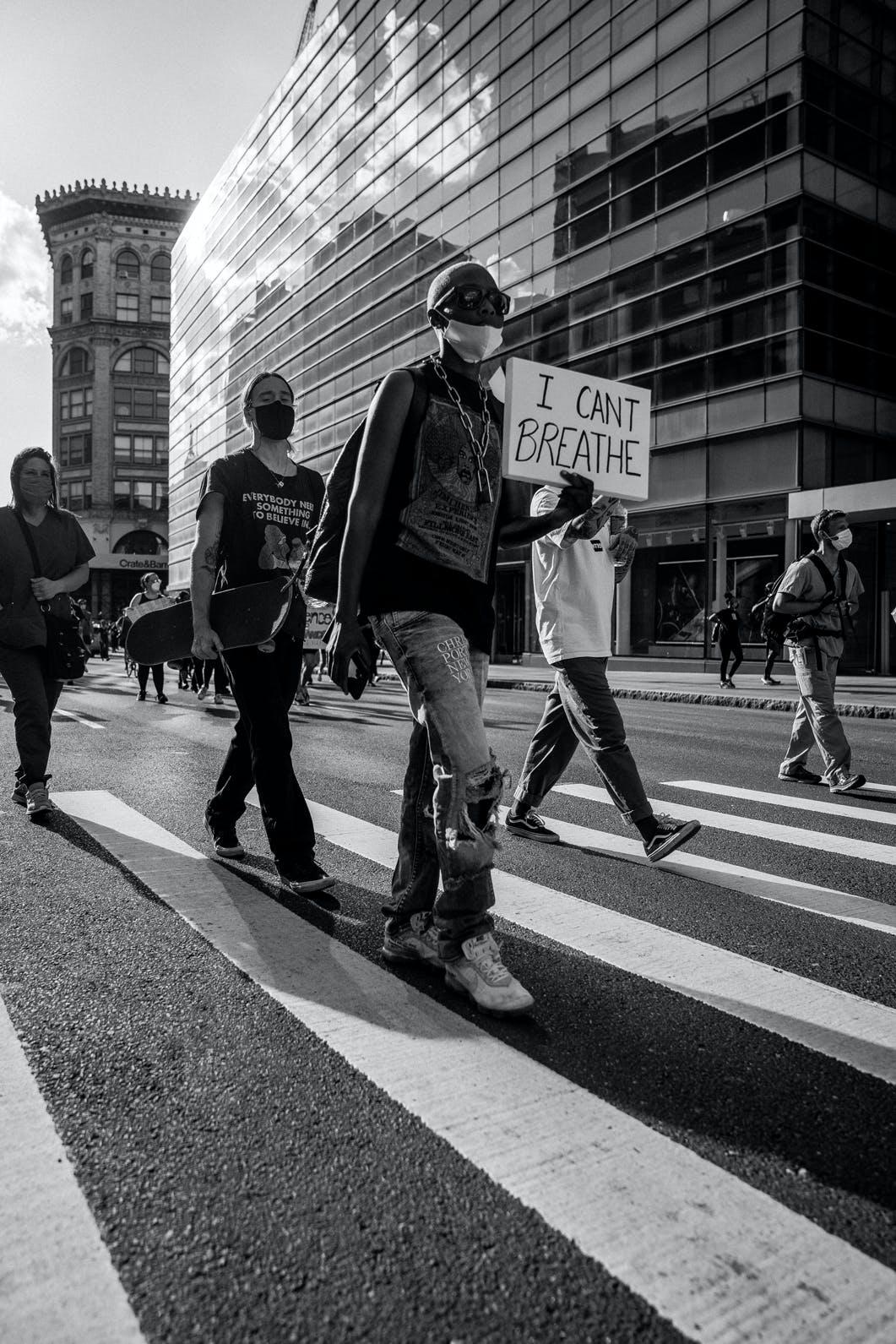 Photos: The World Has Had Enough | @stevesweatpants