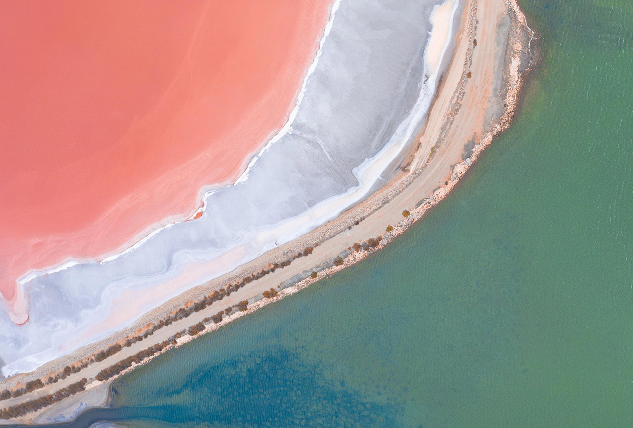 Aigues-Mortes Salt Marsh