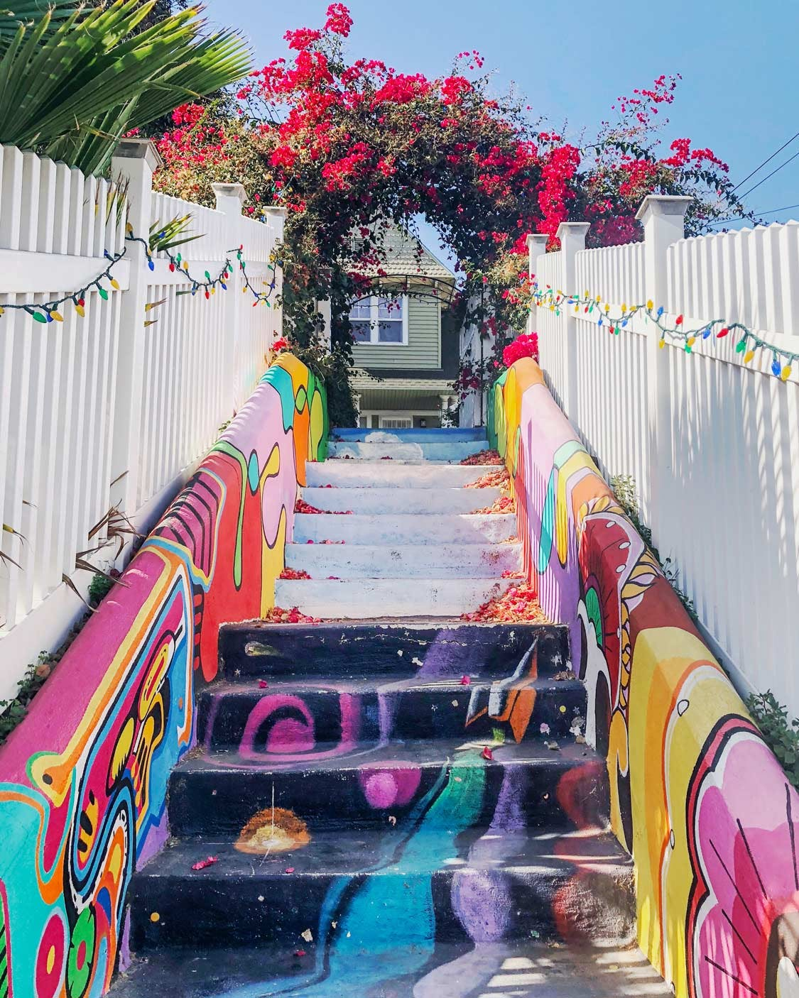 Hyperion Avenue Staircase