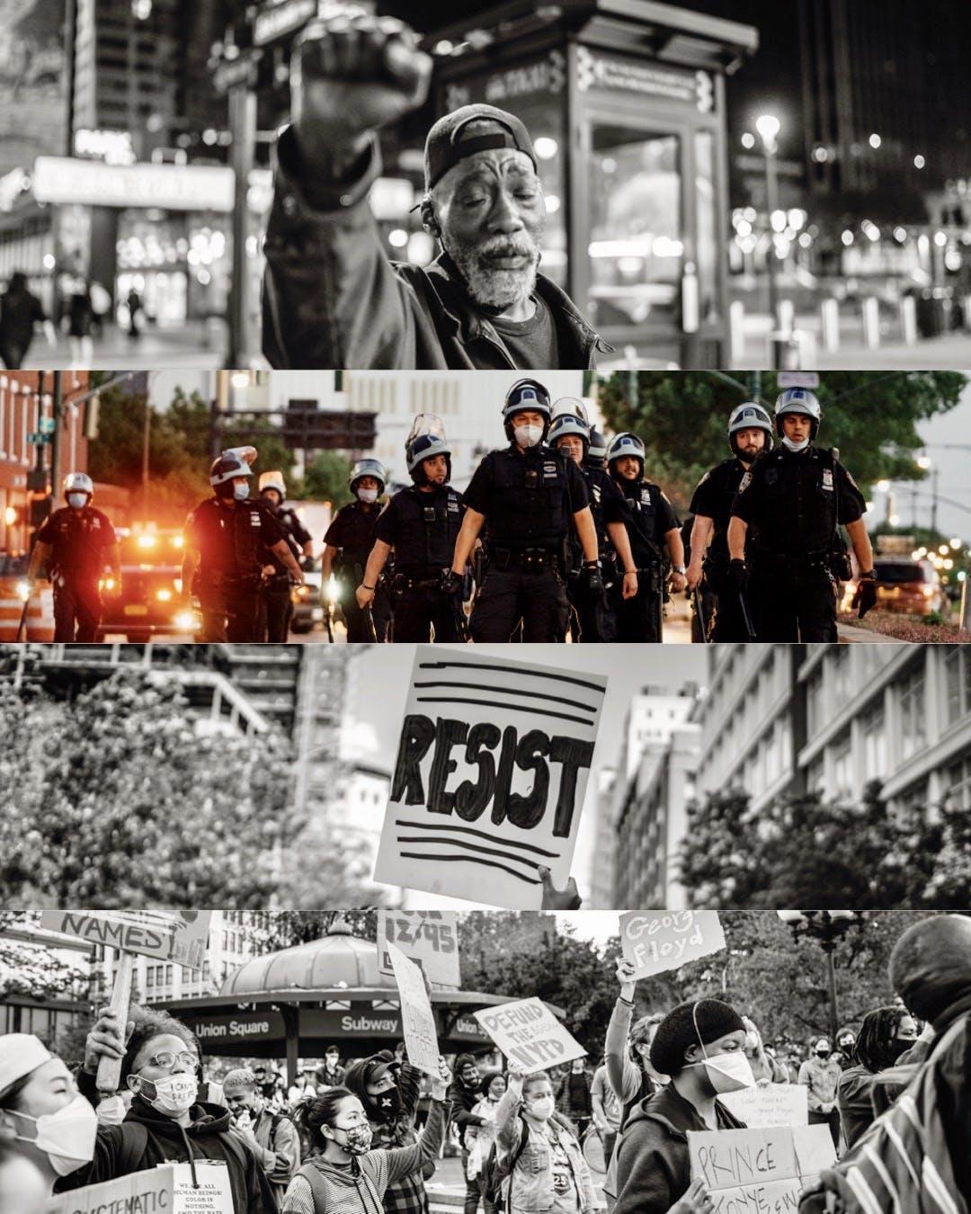 Photos: The World Has Had Enough | @oveck