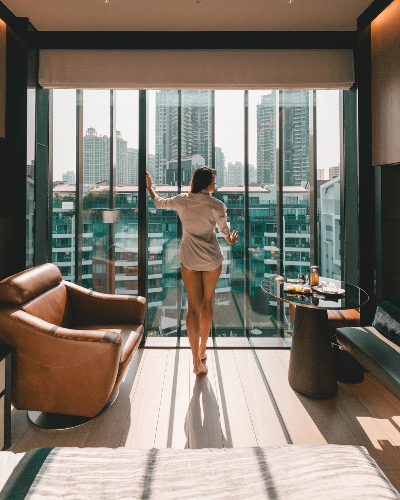 InterContinental Singapore Robertson Quay Hotel Room City View