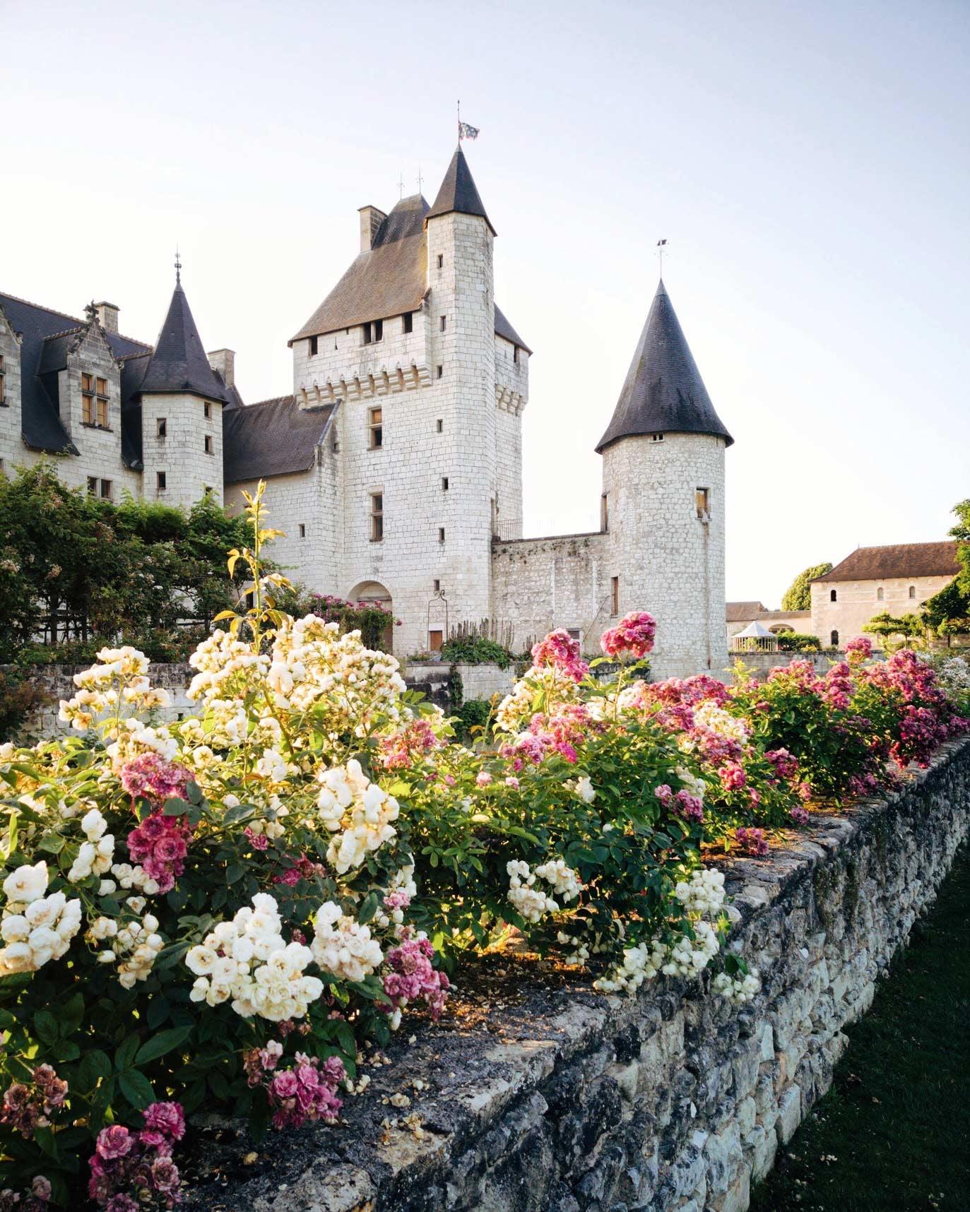 Château du Rivau Garden & Castle