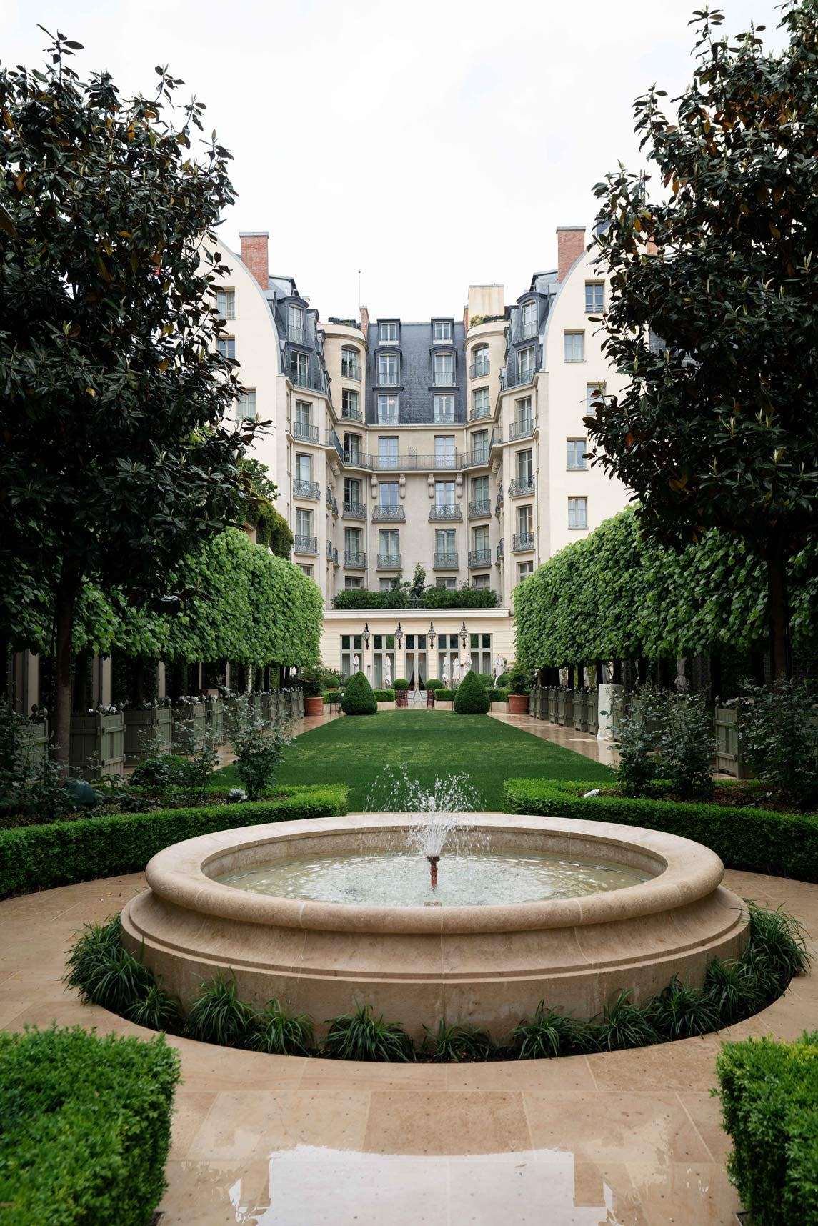 Hôtel Ritz Paris Grand Jardin