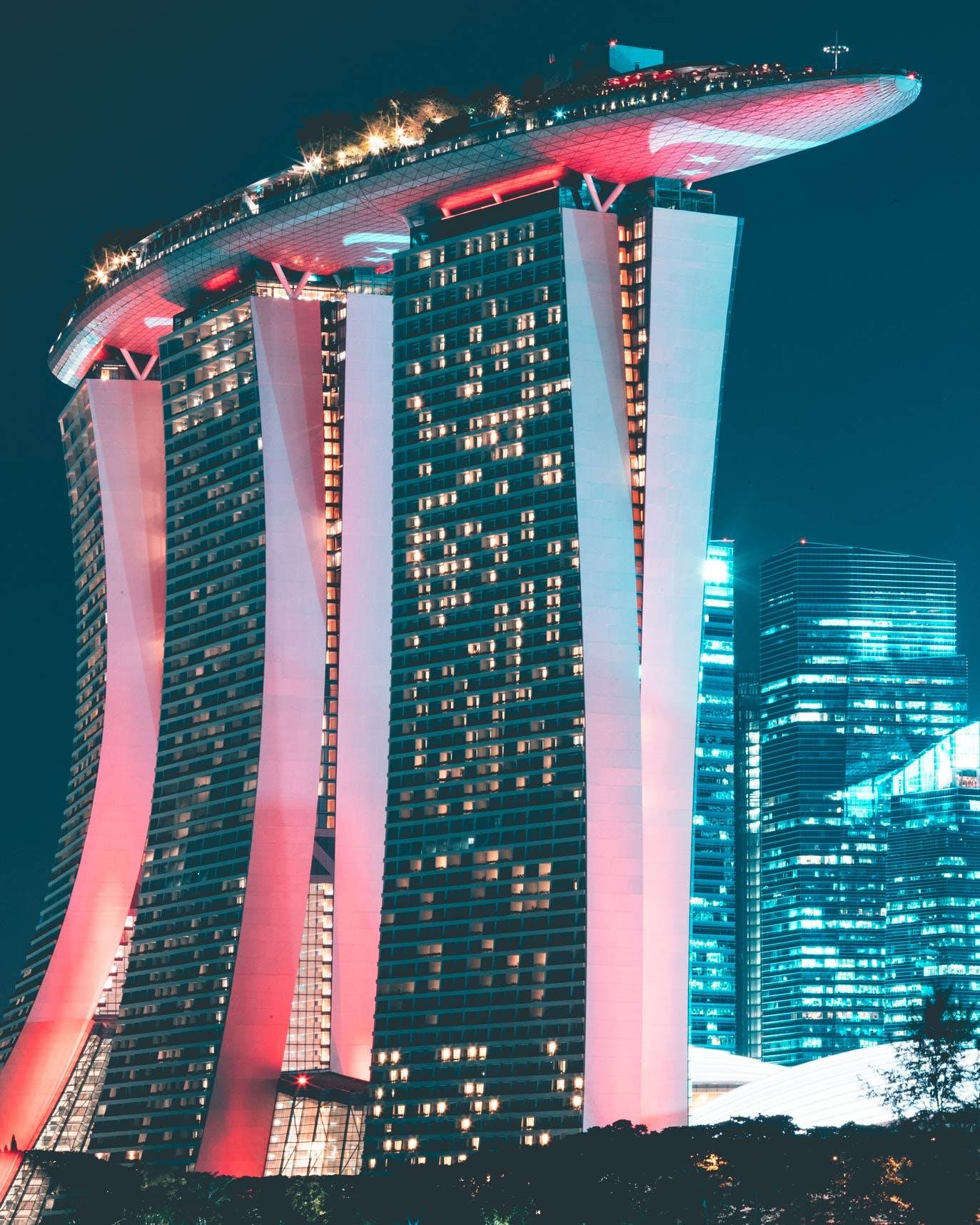 Most Instagrammable Spots in Singapore/@yk