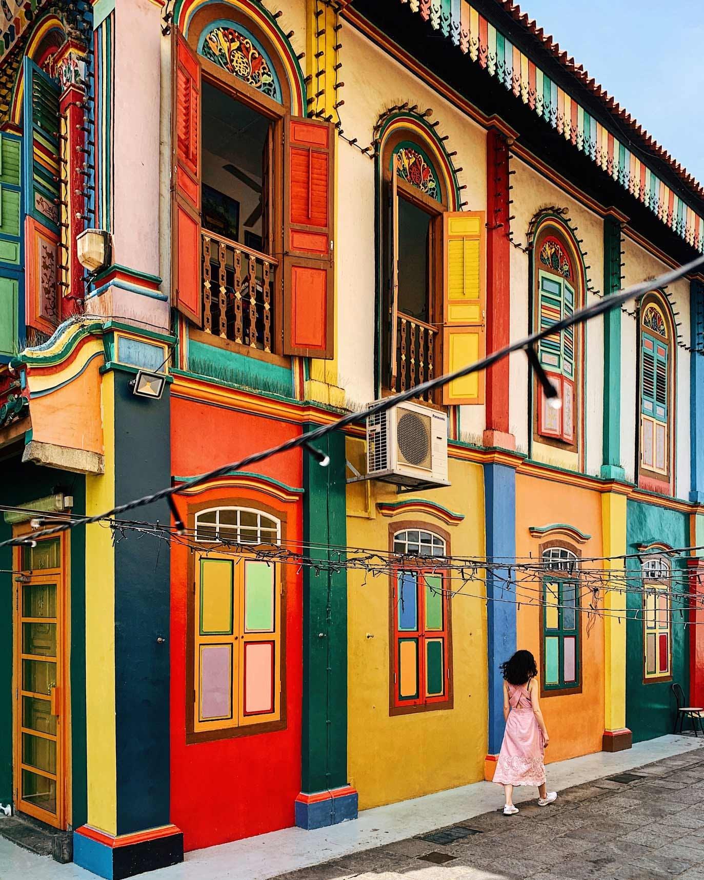 Tan Teng Niah Colorful Villa