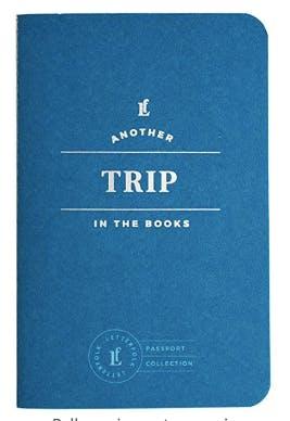 Letterfolk Store Trip Passport Journal