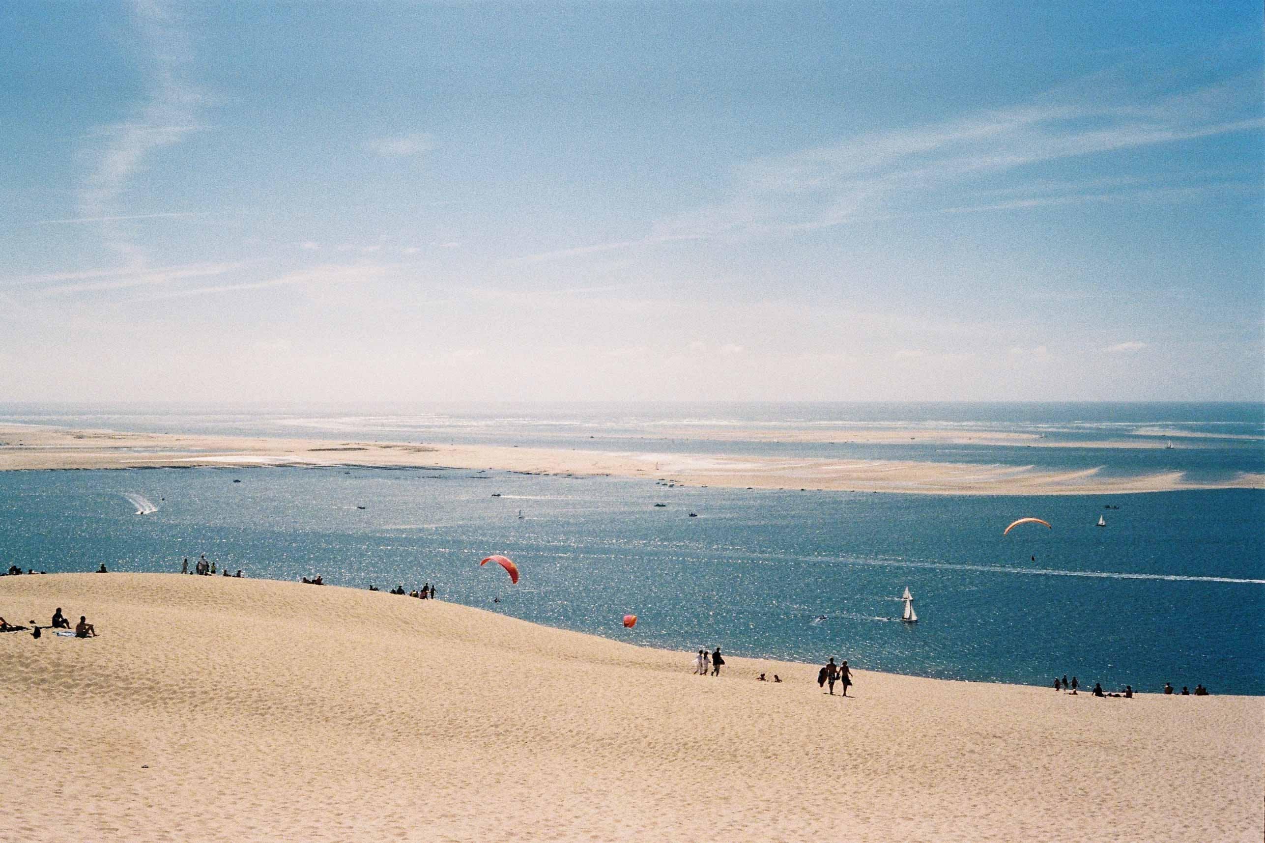 Dune du Pilat & Banc d'Arguin