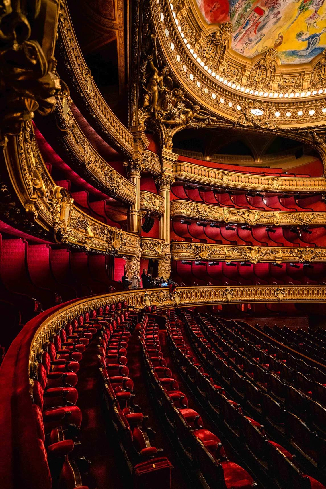 Palais Theatre Auditorium