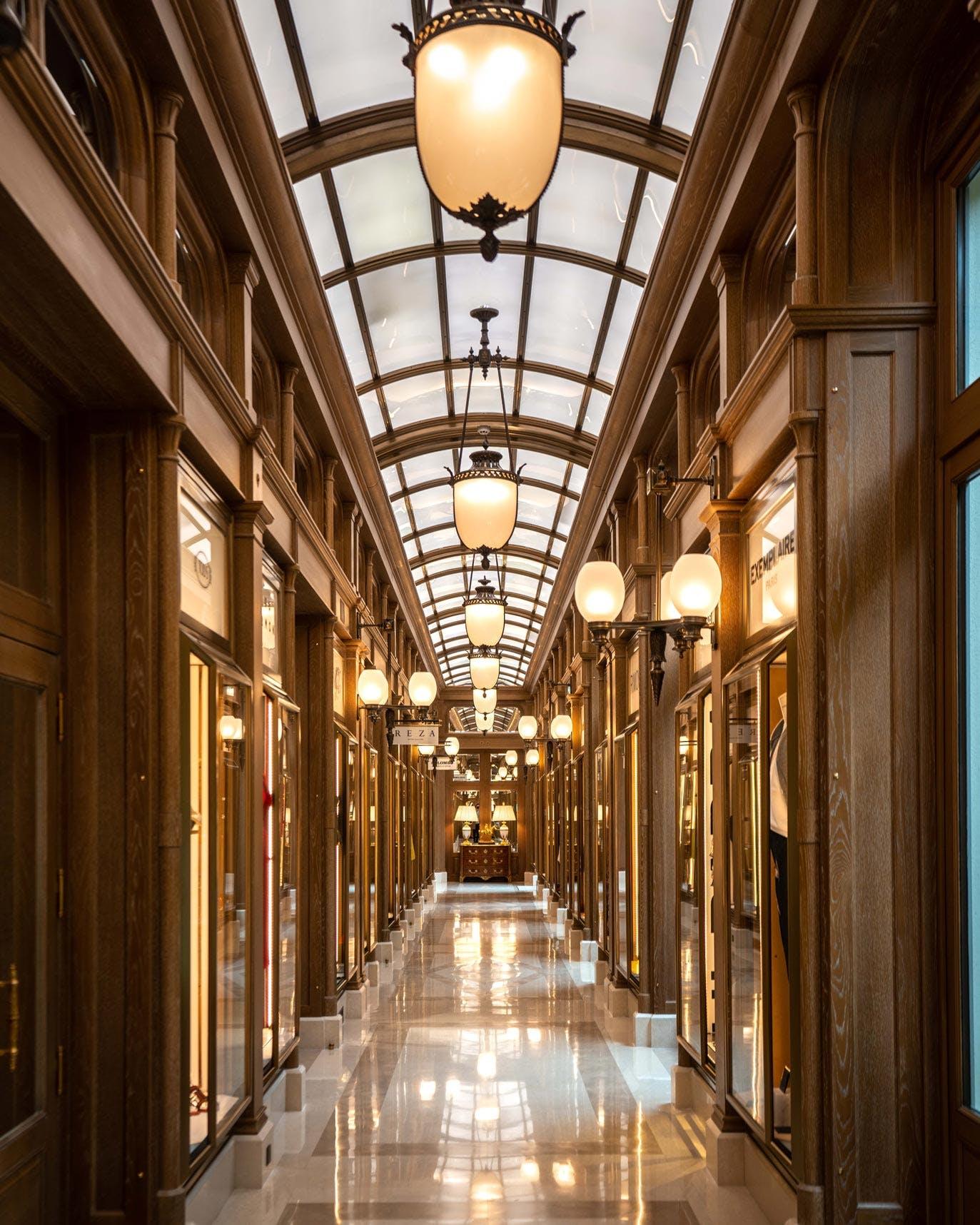 Hôtel Ritz Shopping Gallery
