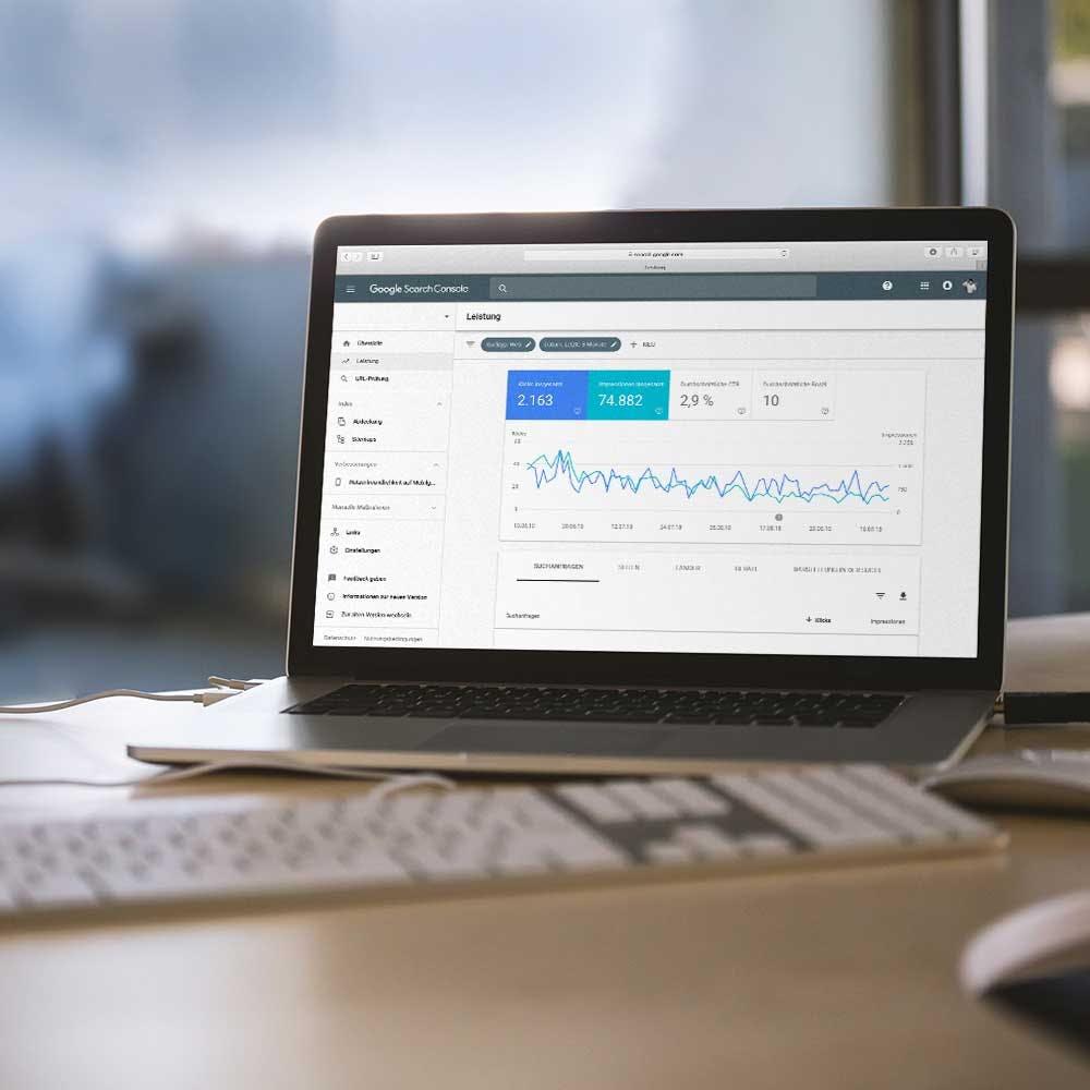 Was kann die neue Search Console von Google?