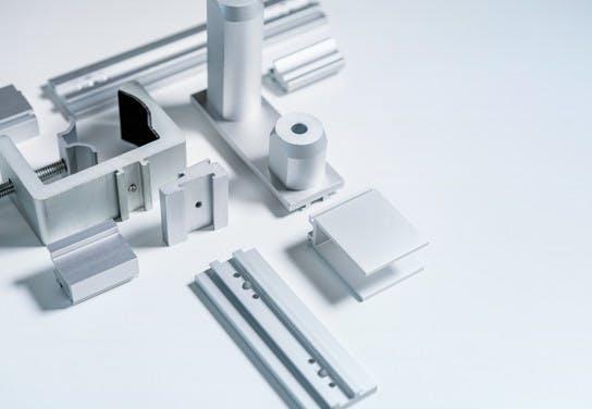 Led beleuchtung led Langarmstrahler  Messebau clip für jedes System