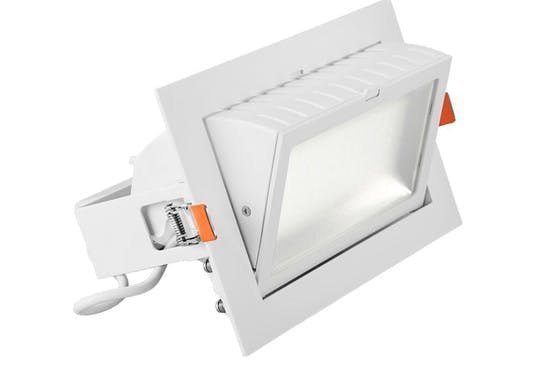 Led beleuchtung downlights robust