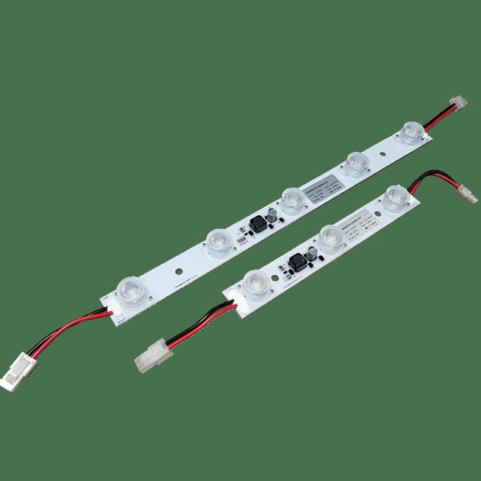 Lightboxes Uval 15/9 Strips