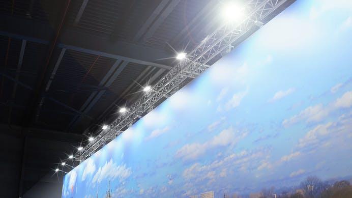 Led lights high output lighting