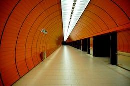 U-Bahn Tunnel