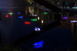Lichtschiffchen