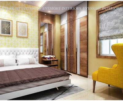 Stylish Bedroom Interior Designing