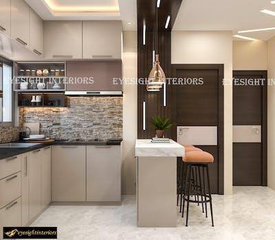 Sober Modular Kitchen