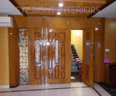 Gorgeous Main Door Designing