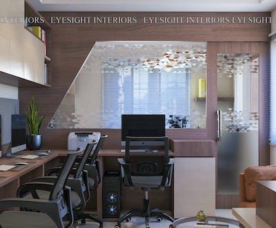 Modern Office Interior Designing
