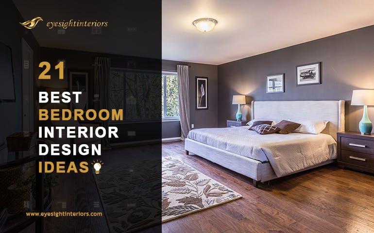 21 Best bedroom interior design ideas