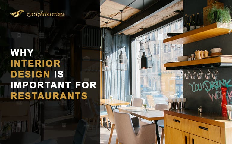 Why Interior Design Is Important For Restaurants