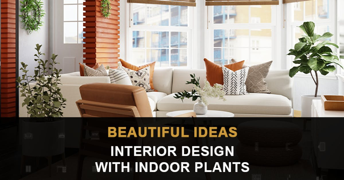 Great Ways To Decorate Home With Plants