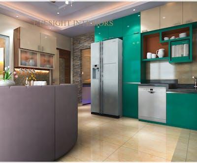 Smart Modular Kitchen Designing