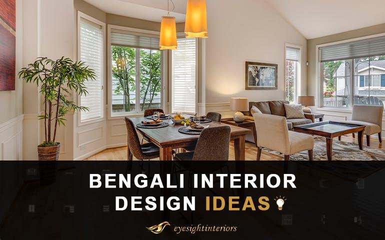 Bengali interior design ideas [2021] - Blog poster