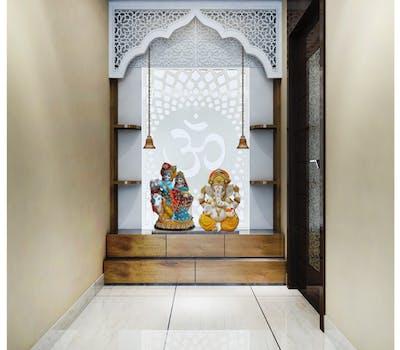 Beautiful mandir design in kolkata