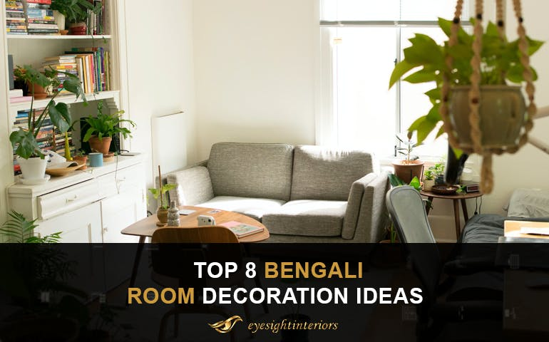 Top 8 Bengali Room Decoration Ideas - blog poster