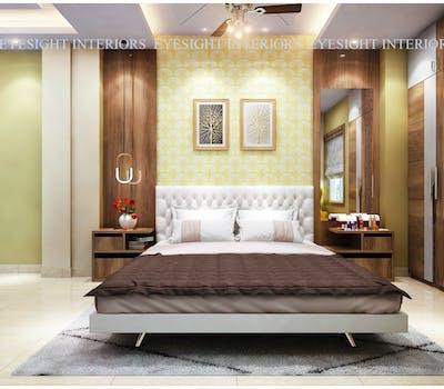 bedroom interior design in kolkata