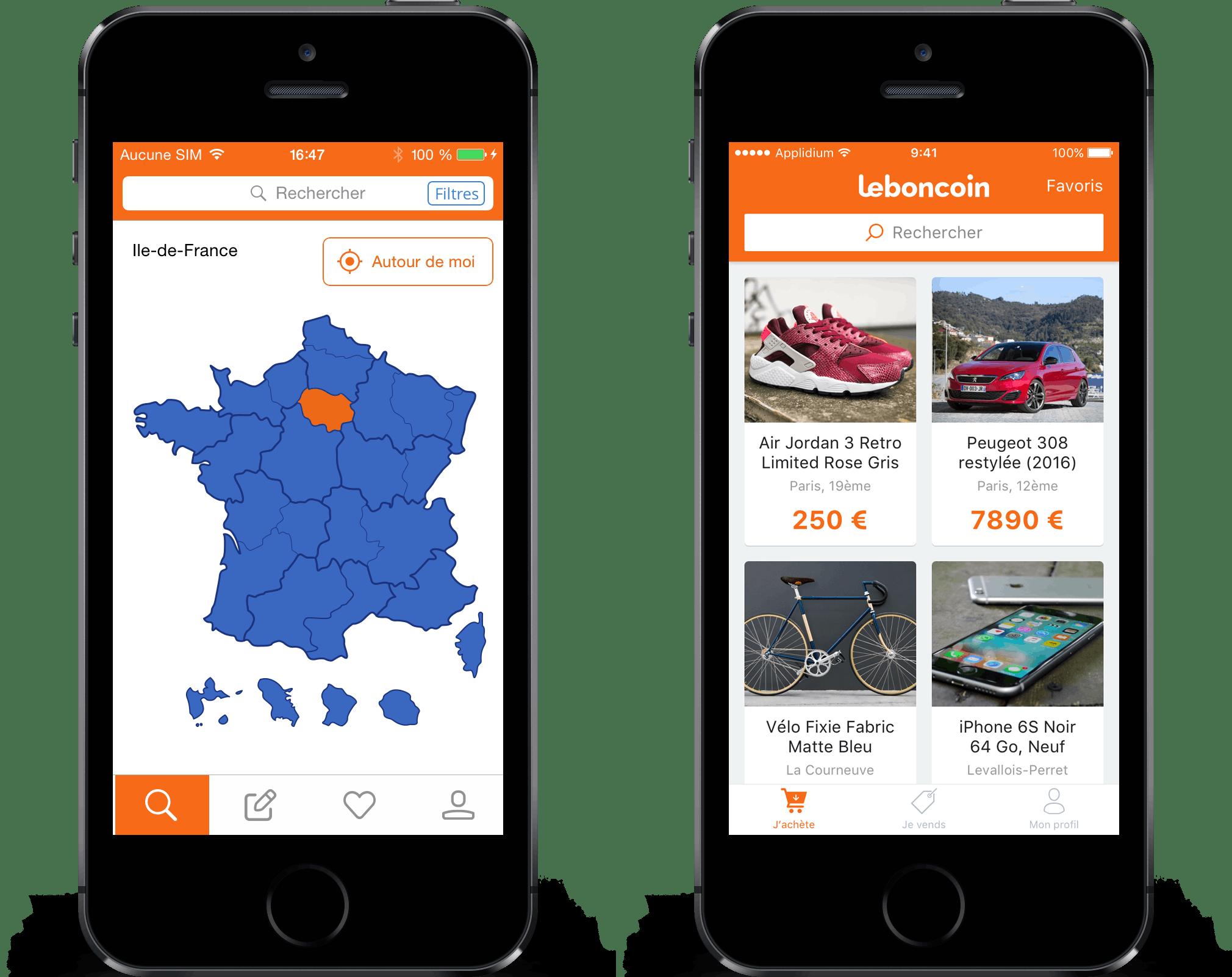 App Makeover Le Bon Coin Fabernovel