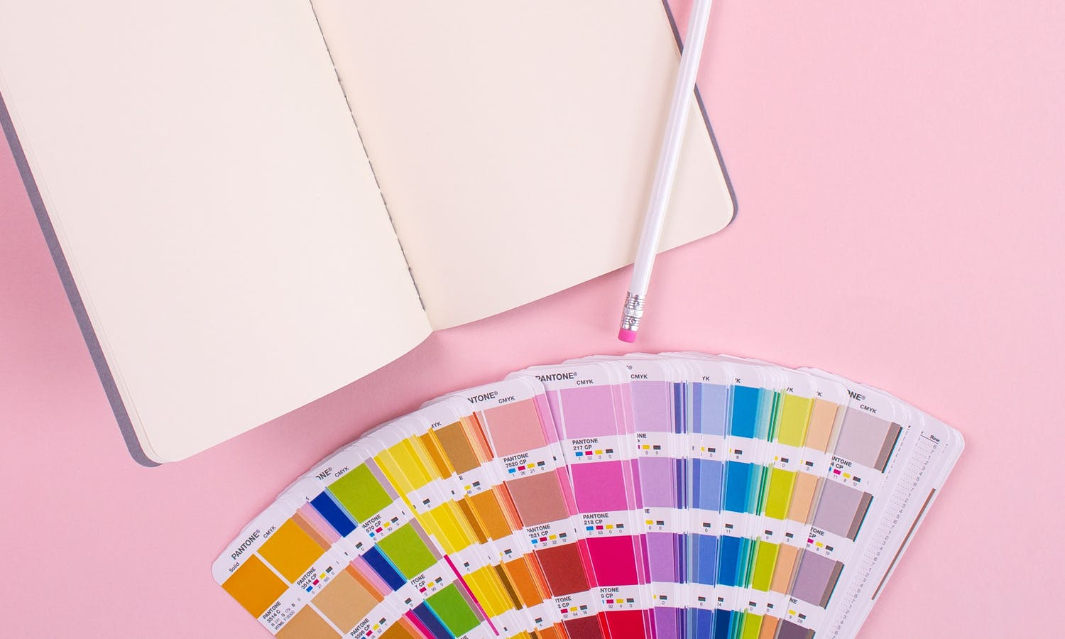 White page with color chart for your ideas! - by Keila Hötzel