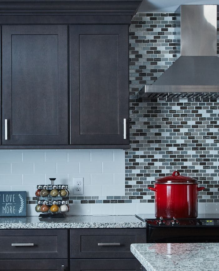 Galaxy Cobblestone Kitchen