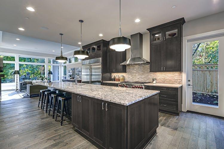 open kitchen concepts