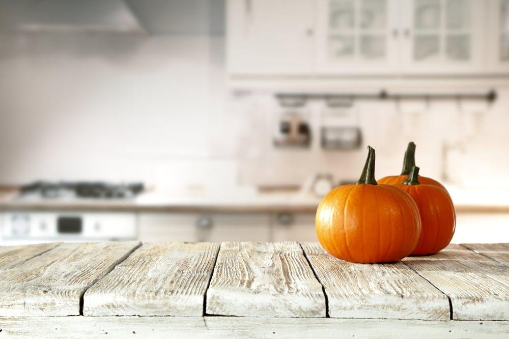 decorating a kitchen, fall kitchen decor