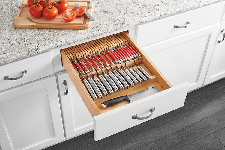 storage ideas for a small kitchen