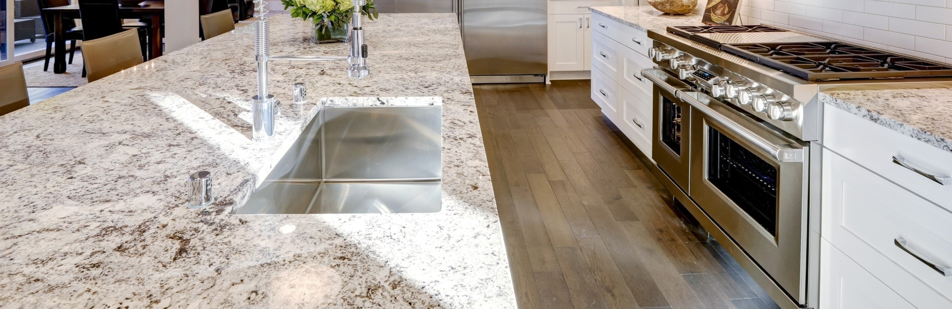 How To Pair Kitchen Countertops And Cabinets