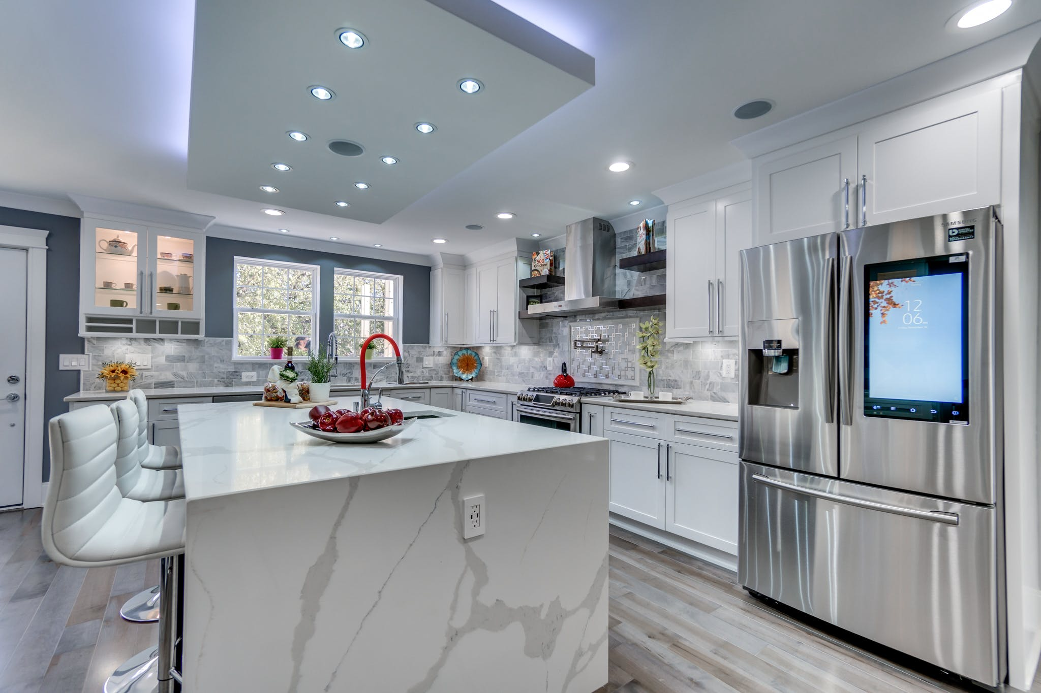 How To Create A Smart Kitchen