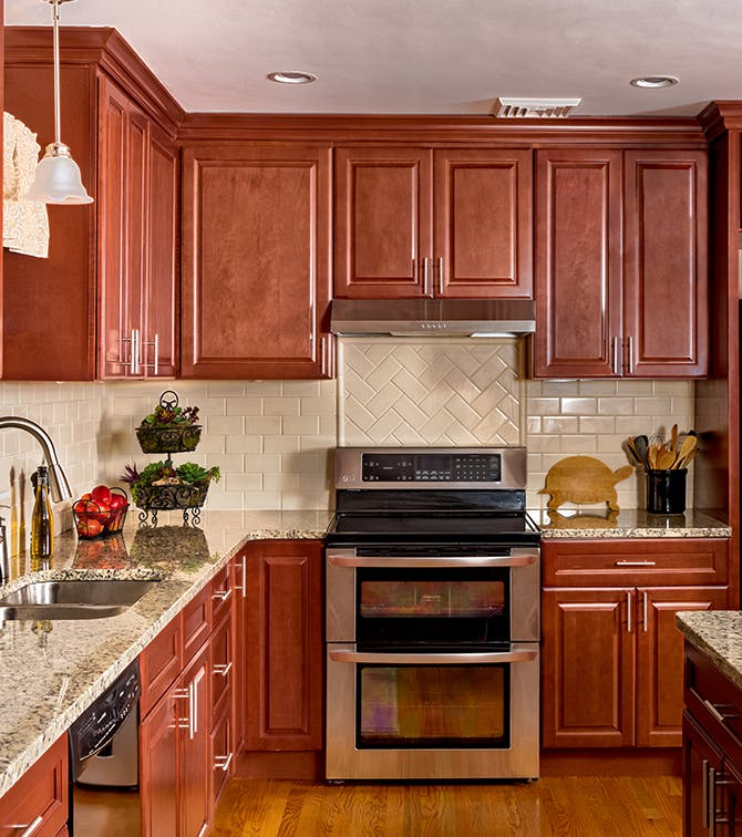 Trending Kitchen Cabinet Colors 2019