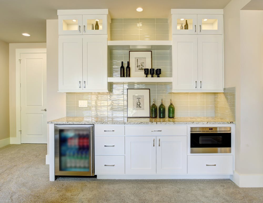 Use kitchen cabinets throughout your house (cleverly)